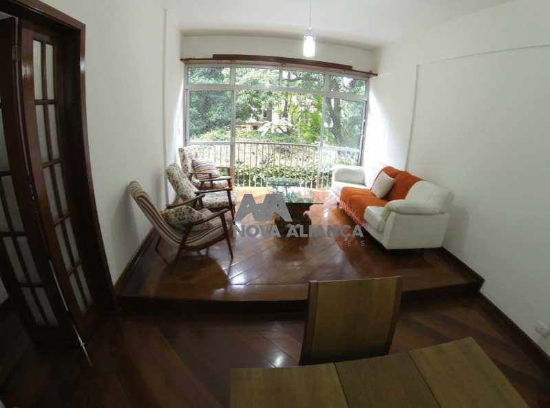 3 - Apartamento à venda Estrada Velha da Tijuca,Alto da Boa Vista, Rio de Janeiro - R$ 540.000 - NTAP31209 - 5