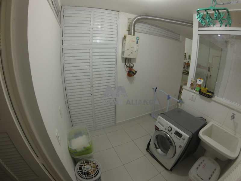 22 - Apartamento à venda Estrada Velha da Tijuca,Alto da Boa Vista, Rio de Janeiro - R$ 540.000 - NTAP31209 - 23