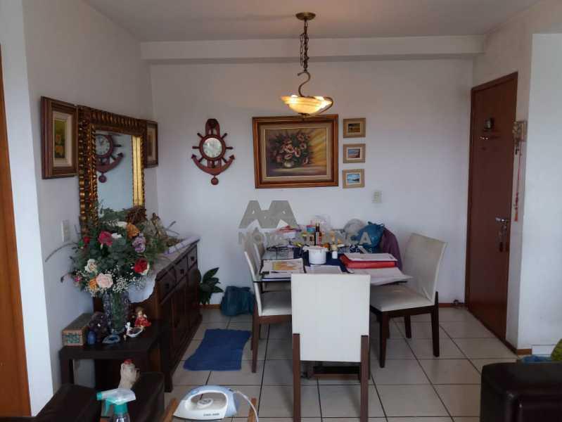 ADH1 - Apartamento à venda Avenida Dom Hélder Câmara,Del Castilho, Rio de Janeiro - R$ 315.000 - NTAP21494 - 4