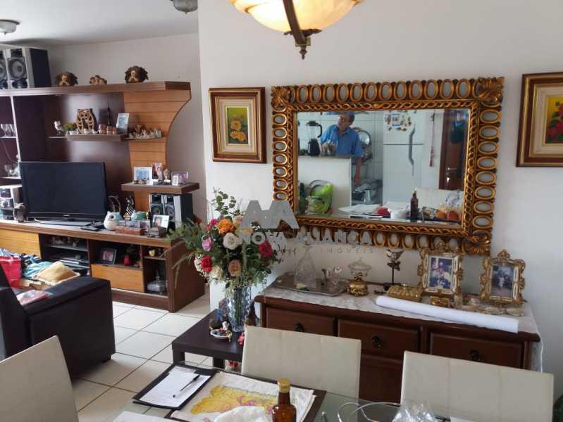 ADH3 - Apartamento à venda Avenida Dom Hélder Câmara,Del Castilho, Rio de Janeiro - R$ 315.000 - NTAP21494 - 5