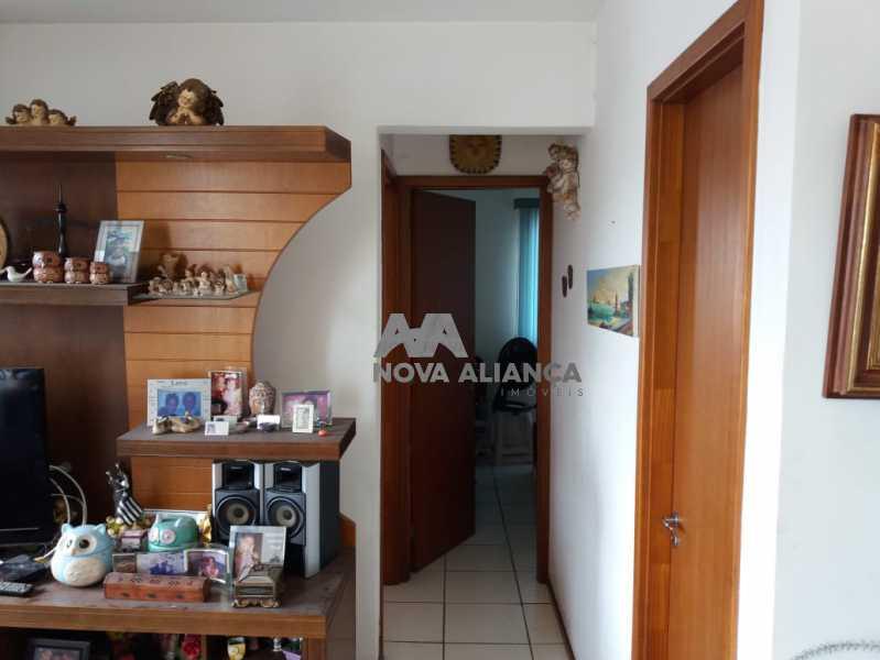 ADH4 - Apartamento à venda Avenida Dom Hélder Câmara,Del Castilho, Rio de Janeiro - R$ 315.000 - NTAP21494 - 9