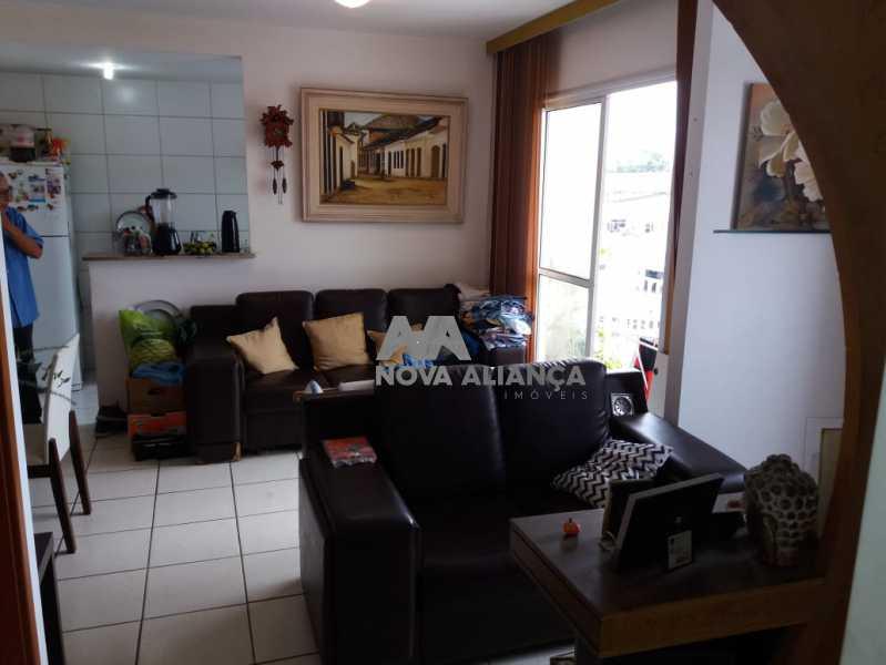 ADH5 - Apartamento à venda Avenida Dom Hélder Câmara,Del Castilho, Rio de Janeiro - R$ 315.000 - NTAP21494 - 6