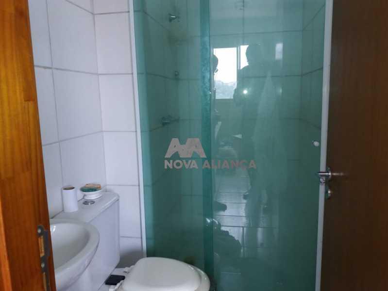 ADH11 - Apartamento à venda Avenida Dom Hélder Câmara,Del Castilho, Rio de Janeiro - R$ 315.000 - NTAP21494 - 16