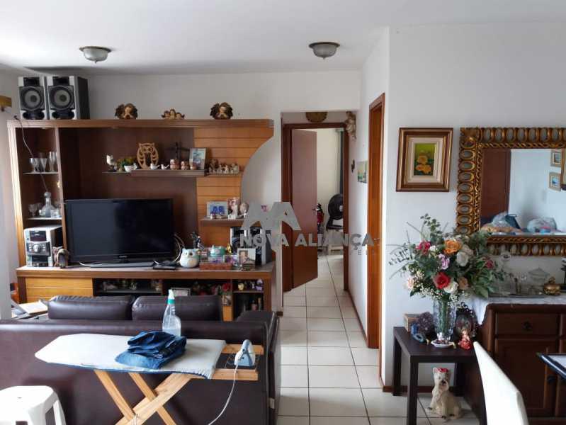 ADH13 - Apartamento à venda Avenida Dom Hélder Câmara,Del Castilho, Rio de Janeiro - R$ 315.000 - NTAP21494 - 8
