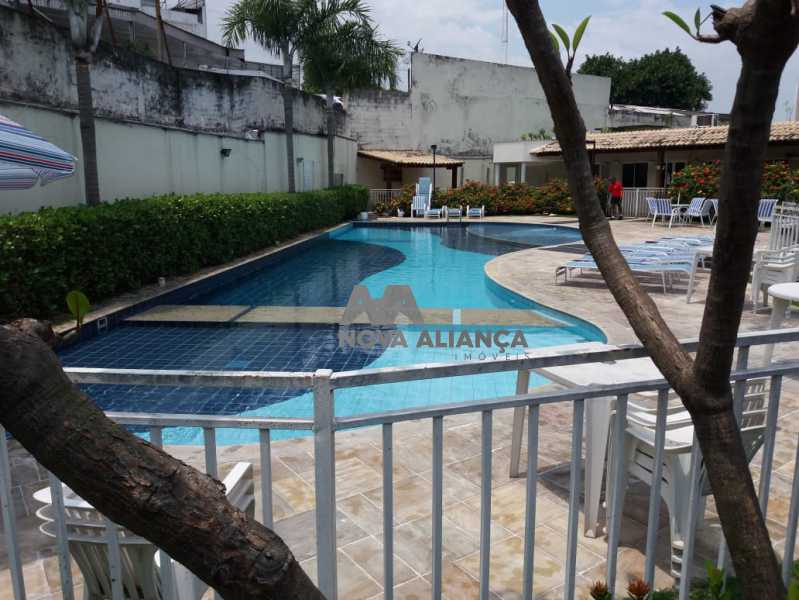 ADH22 - Apartamento à venda Avenida Dom Hélder Câmara,Del Castilho, Rio de Janeiro - R$ 315.000 - NTAP21494 - 23