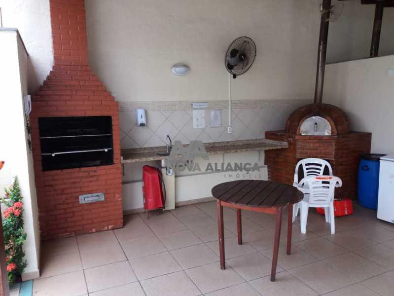 ADH27 - Apartamento à venda Avenida Dom Hélder Câmara,Del Castilho, Rio de Janeiro - R$ 315.000 - NTAP21494 - 28