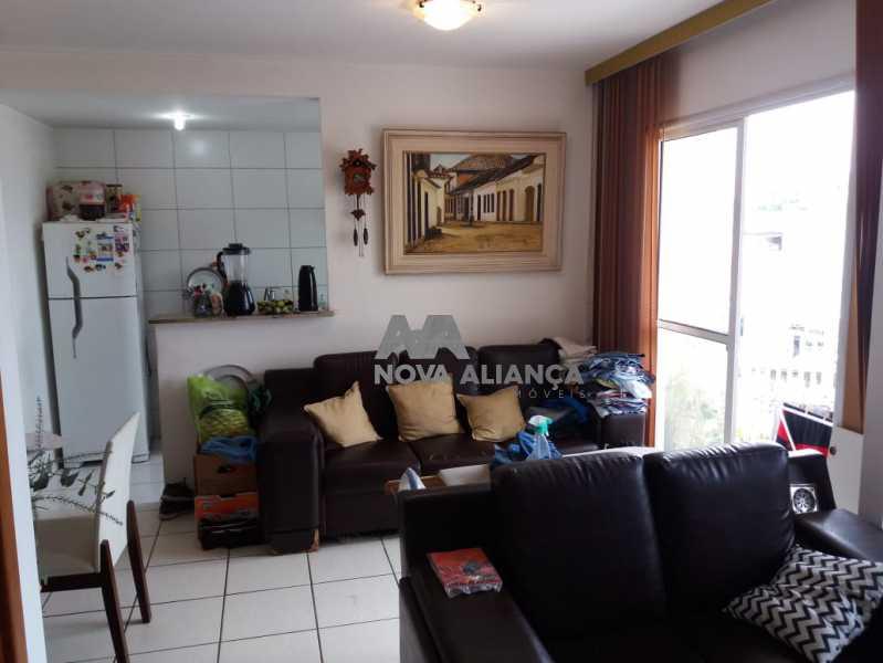 ADH28 - Apartamento à venda Avenida Dom Hélder Câmara,Del Castilho, Rio de Janeiro - R$ 315.000 - NTAP21494 - 7