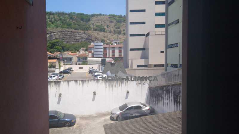 Z13 - Apartamento à venda Rua Vinte e Quatro de Maio,Riachuelo, Rio de Janeiro - R$ 300.000 - NTAP21497 - 1