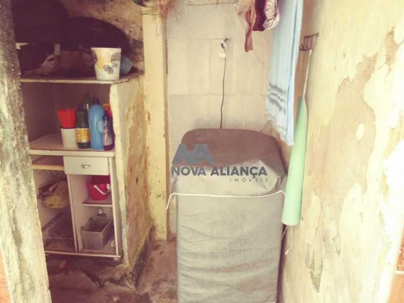 Área de serviço - Casa de Vila à venda Ladeira Morro da Saúde,Gamboa, Rio de Janeiro - R$ 210.000 - NFCV30019 - 26