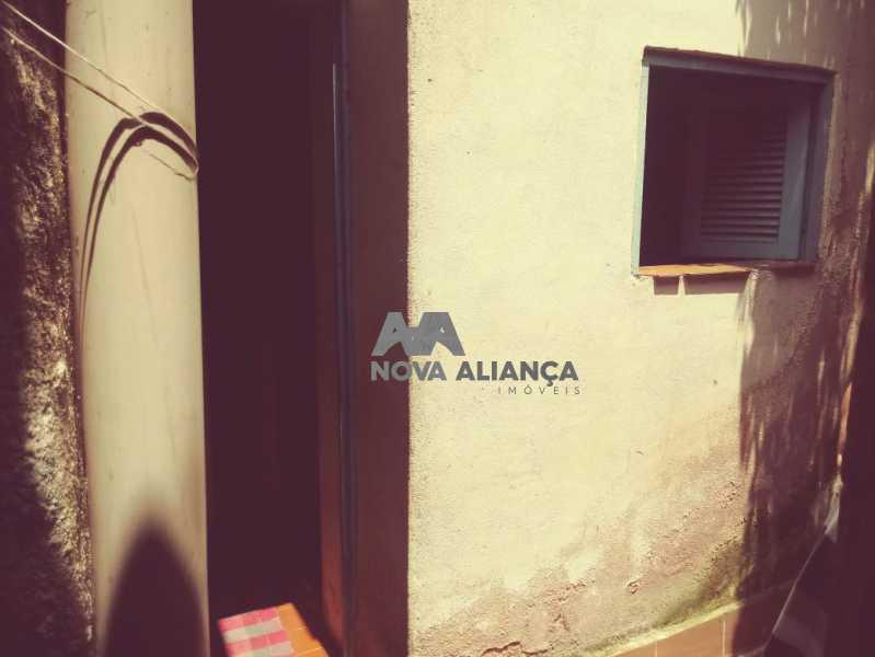 Área externa - Casa de Vila à venda Ladeira Morro da Saúde,Gamboa, Rio de Janeiro - R$ 210.000 - NFCV30019 - 22