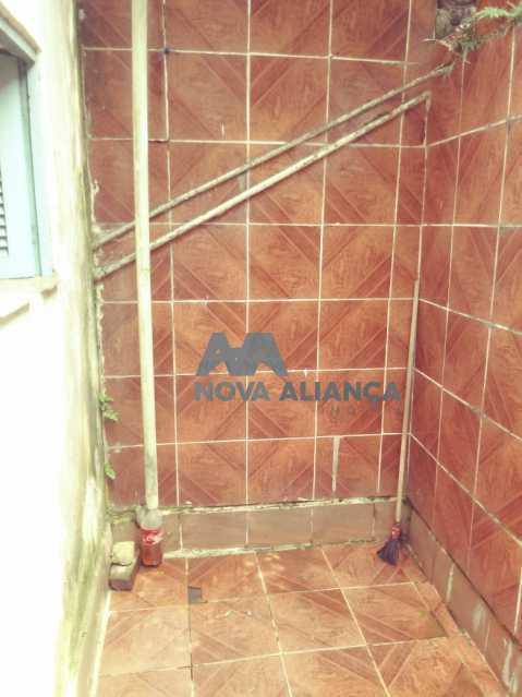 Área externa - Casa de Vila à venda Ladeira Morro da Saúde,Gamboa, Rio de Janeiro - R$ 210.000 - NFCV30019 - 23