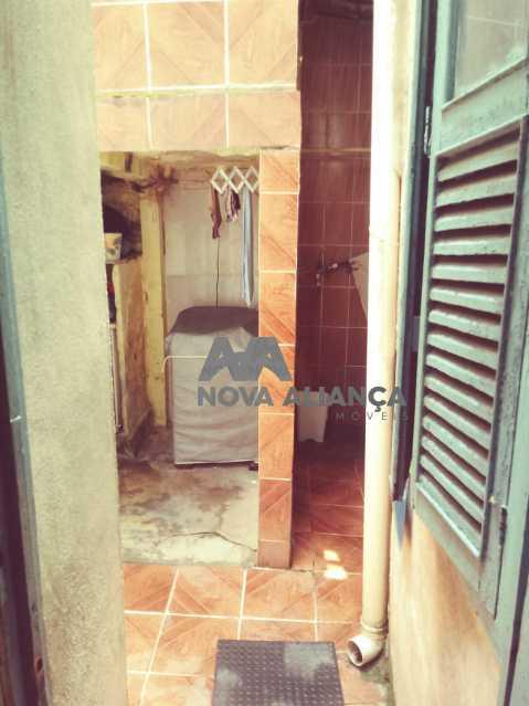 Área externa - Casa de Vila à venda Ladeira Morro da Saúde,Gamboa, Rio de Janeiro - R$ 210.000 - NFCV30019 - 24