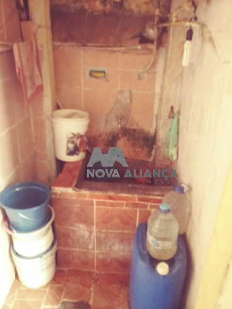 Área externa - Casa de Vila à venda Ladeira Morro da Saúde,Gamboa, Rio de Janeiro - R$ 210.000 - NFCV30019 - 25