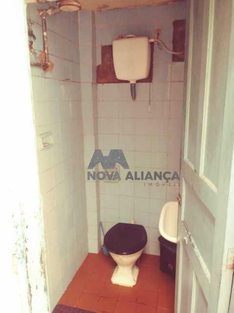 Banheiro - Casa de Vila à venda Ladeira Morro da Saúde,Gamboa, Rio de Janeiro - R$ 210.000 - NFCV30019 - 21