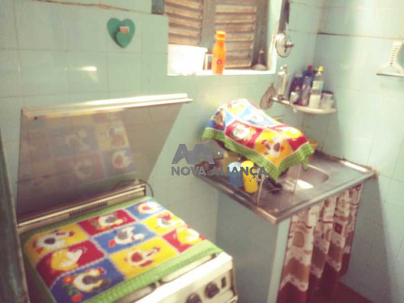 Cozinha  - Casa de Vila à venda Ladeira Morro da Saúde,Gamboa, Rio de Janeiro - R$ 210.000 - NFCV30019 - 19