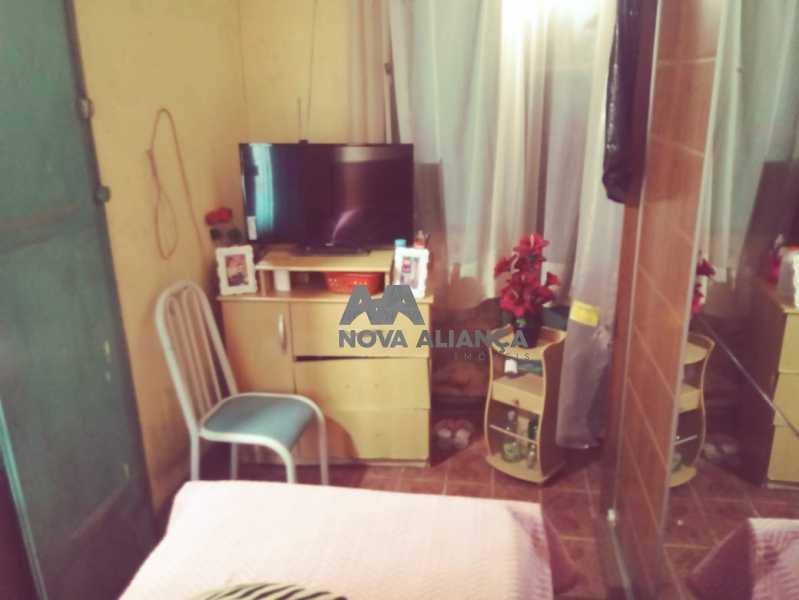 Quarto 1 - Casa de Vila à venda Ladeira Morro da Saúde,Gamboa, Rio de Janeiro - R$ 210.000 - NFCV30019 - 7