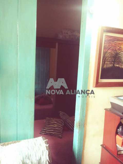 Quarto 1 - Casa de Vila à venda Ladeira Morro da Saúde,Gamboa, Rio de Janeiro - R$ 210.000 - NFCV30019 - 5