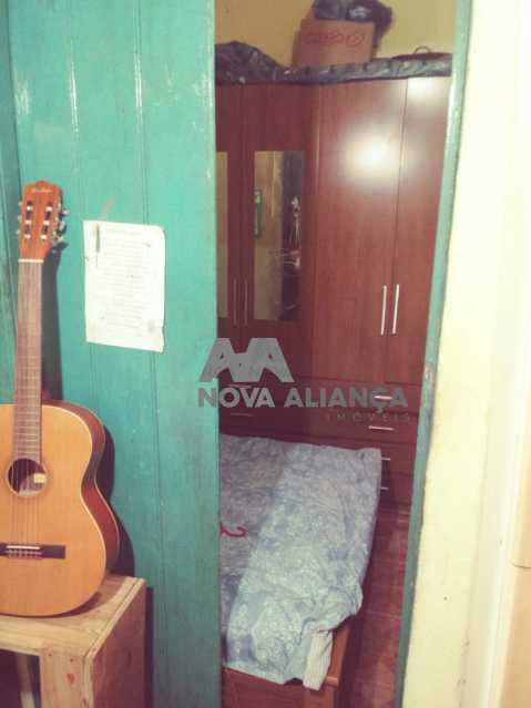 Quarto 2 - Casa de Vila à venda Ladeira Morro da Saúde,Gamboa, Rio de Janeiro - R$ 210.000 - NFCV30019 - 6