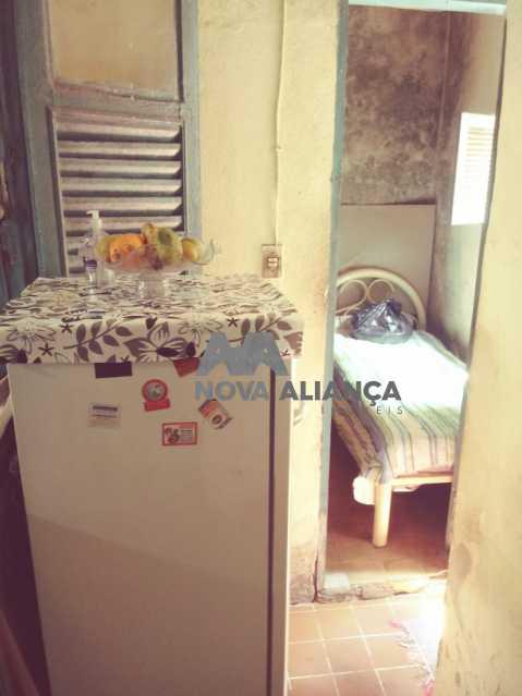 Quarto 3 - Casa de Vila à venda Ladeira Morro da Saúde,Gamboa, Rio de Janeiro - R$ 210.000 - NFCV30019 - 14