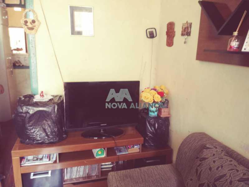 Sala 1 - Casa de Vila à venda Ladeira Morro da Saúde,Gamboa, Rio de Janeiro - R$ 210.000 - NFCV30019 - 1