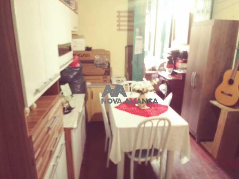 Sala 2 - Casa de Vila à venda Ladeira Morro da Saúde,Gamboa, Rio de Janeiro - R$ 210.000 - NFCV30019 - 17