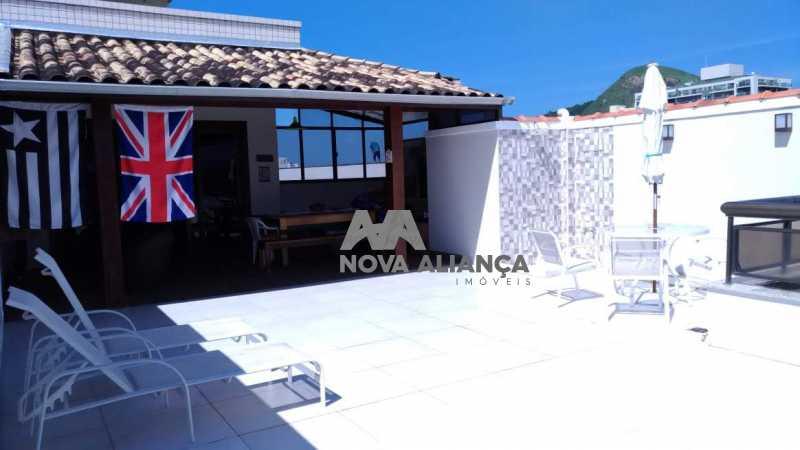 01 - Cobertura à venda Avenida Genaro de Carvalho,Recreio dos Bandeirantes, Rio de Janeiro - R$ 790.000 - NCCO20042 - 1