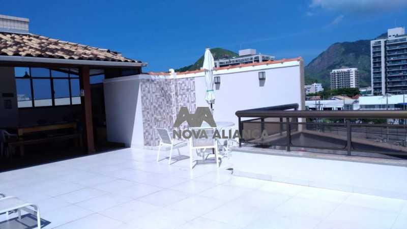 02 - Cobertura à venda Avenida Genaro de Carvalho,Recreio dos Bandeirantes, Rio de Janeiro - R$ 790.000 - NCCO20042 - 3