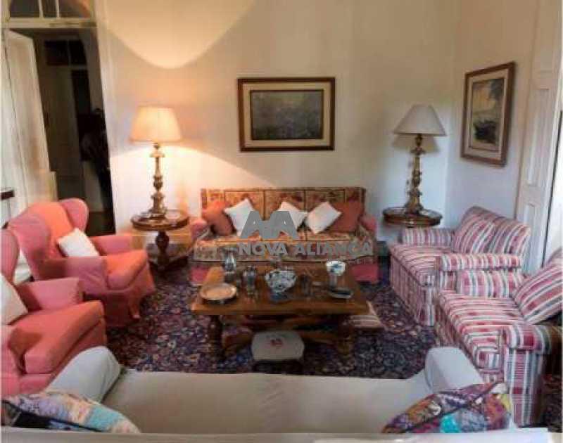 6495a392b76601cb9df6e8f2116355 - Casa à venda Rua Pintora Djanira,Santa Teresa, Rio de Janeiro - R$ 3.700.000 - NFCA40041 - 1