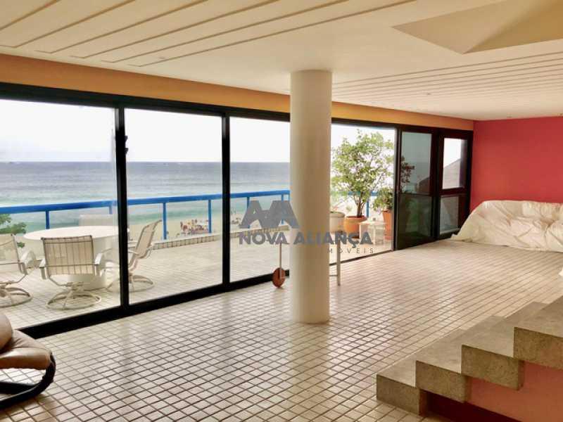 IMG_3476. - Apartamento à venda Avenida Pepe,Barra da Tijuca, Rio de Janeiro - R$ 7.500.000 - NBAP40346 - 3