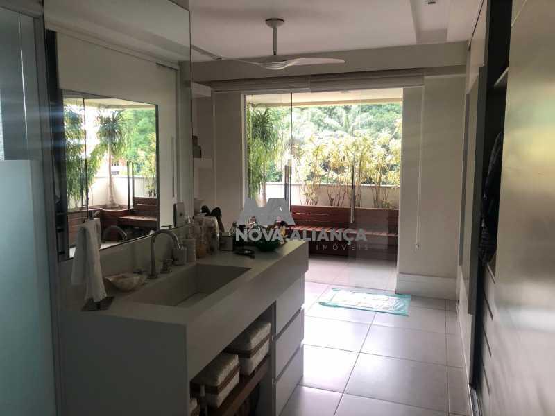 3 - Cobertura à venda Rua Marquês de São Vicente,Gávea, Rio de Janeiro - R$ 3.800.000 - NICO30144 - 9