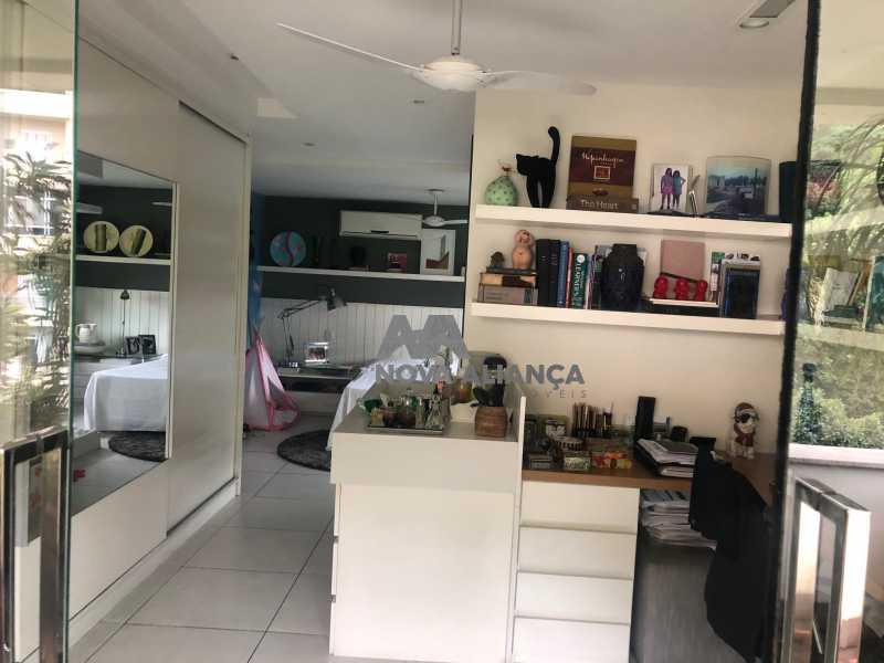 5 - Cobertura à venda Rua Marquês de São Vicente,Gávea, Rio de Janeiro - R$ 3.800.000 - NICO30144 - 11