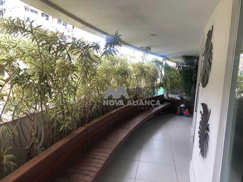 7 - Cobertura à venda Rua Marquês de São Vicente,Gávea, Rio de Janeiro - R$ 3.800.000 - NICO30144 - 5