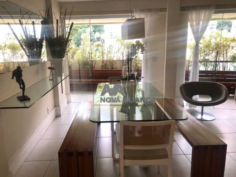 11 - Cobertura à venda Rua Marquês de São Vicente,Gávea, Rio de Janeiro - R$ 3.800.000 - NICO30144 - 1