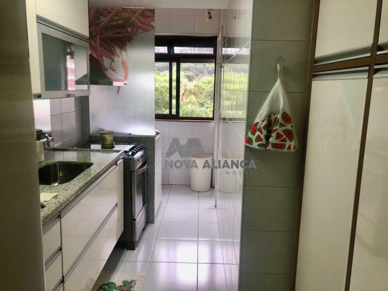15 - Cobertura à venda Rua Marquês de São Vicente,Gávea, Rio de Janeiro - R$ 3.800.000 - NICO30144 - 15
