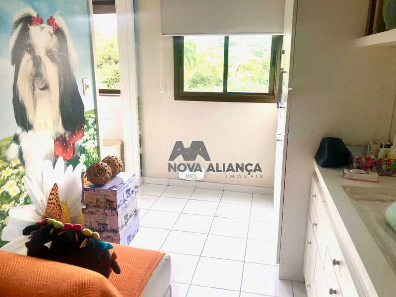 19 - Cobertura à venda Rua Marquês de São Vicente,Gávea, Rio de Janeiro - R$ 3.800.000 - NICO30144 - 19