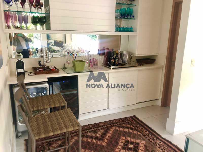 21 - Cobertura à venda Rua Marquês de São Vicente,Gávea, Rio de Janeiro - R$ 3.800.000 - NICO30144 - 20