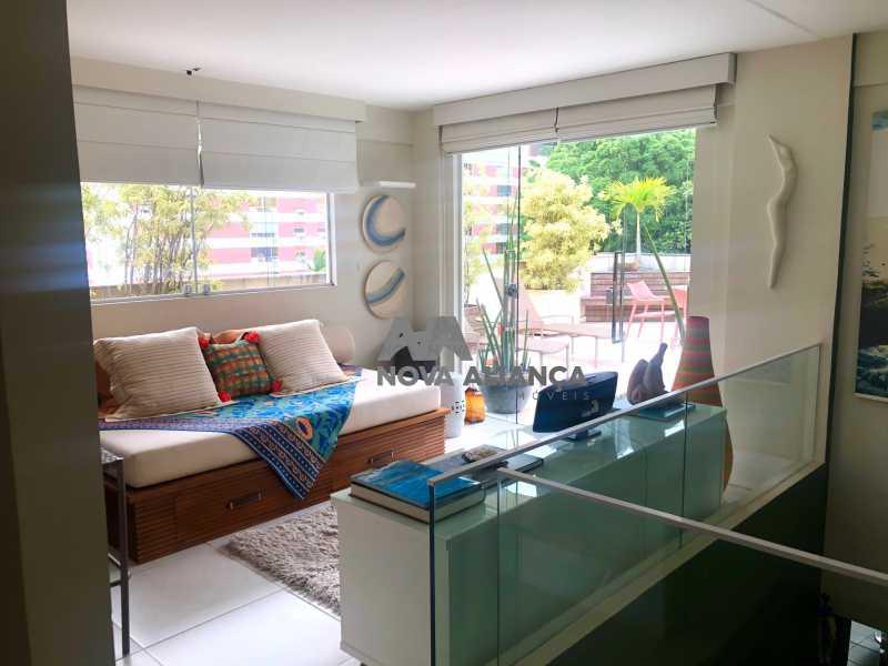22 - Cobertura à venda Rua Marquês de São Vicente,Gávea, Rio de Janeiro - R$ 3.800.000 - NICO30144 - 21