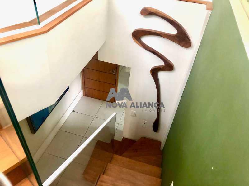 29 - Cobertura à venda Rua Marquês de São Vicente,Gávea, Rio de Janeiro - R$ 3.800.000 - NICO30144 - 29