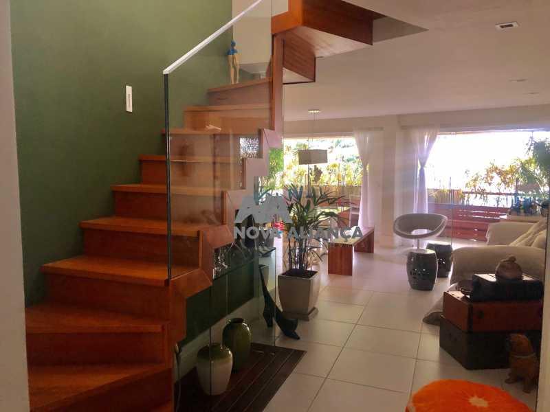 30 - Cobertura à venda Rua Marquês de São Vicente,Gávea, Rio de Janeiro - R$ 3.800.000 - NICO30144 - 30