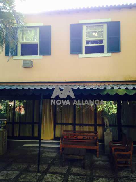 FullSizeRender_1 - Casa à venda Rua Osório Duque Estrada,Gávea, Rio de Janeiro - R$ 4.500.000 - NICA250001 - 1