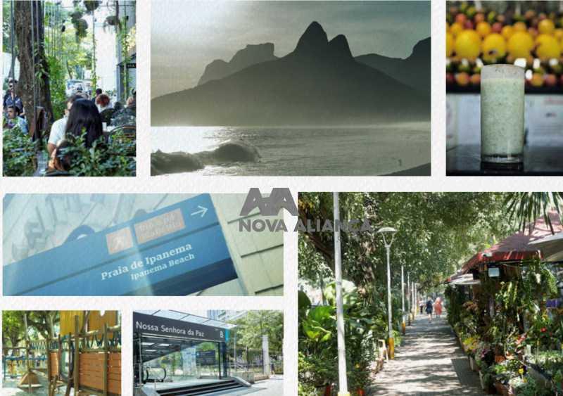 2 - Cobertura à venda Rua Prudente de Morais,Ipanema, Rio de Janeiro - R$ 3.620.439 - NICO20075 - 4