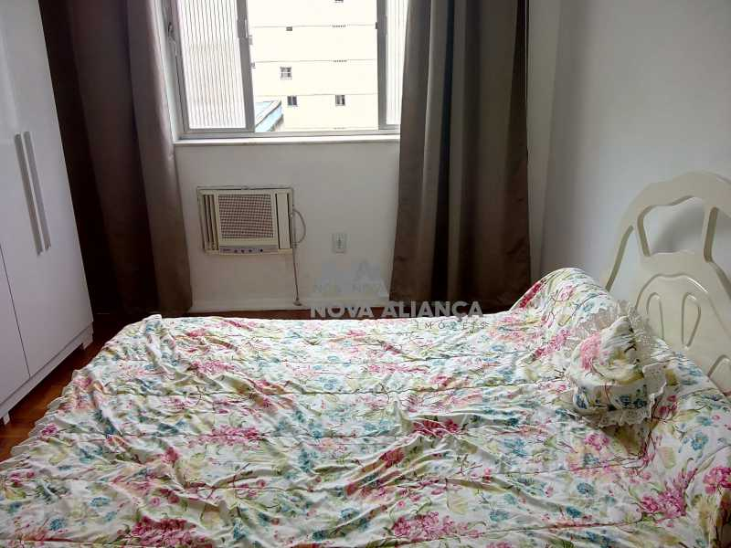 Sala Quarto - Glória 16 - Apartamento à venda Rua Benjamim Constant,Glória, Rio de Janeiro - R$ 465.000 - NCAP10887 - 14