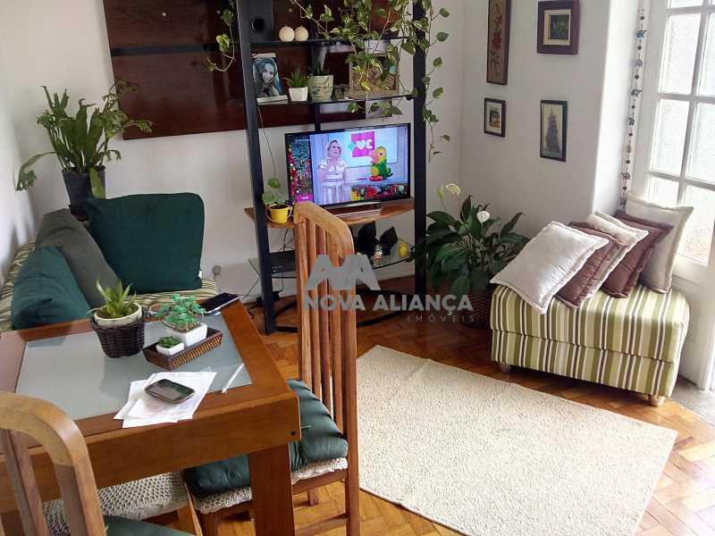 Sala Quarto - Glória 40 - Apartamento à venda Rua Benjamim Constant,Glória, Rio de Janeiro - R$ 465.000 - NCAP10887 - 4