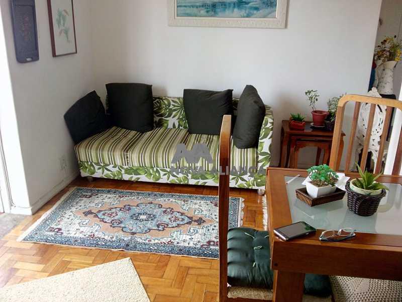 Sala Quarto - Glória 41 - Apartamento à venda Rua Benjamim Constant,Glória, Rio de Janeiro - R$ 465.000 - NCAP10887 - 5