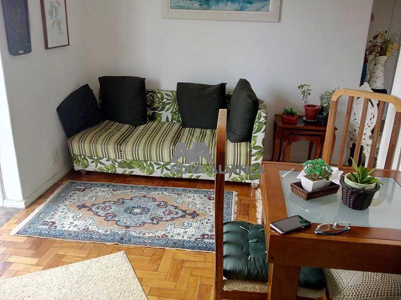 Sala Quarto - Glória 42 - Apartamento à venda Rua Benjamim Constant,Glória, Rio de Janeiro - R$ 465.000 - NCAP10887 - 13