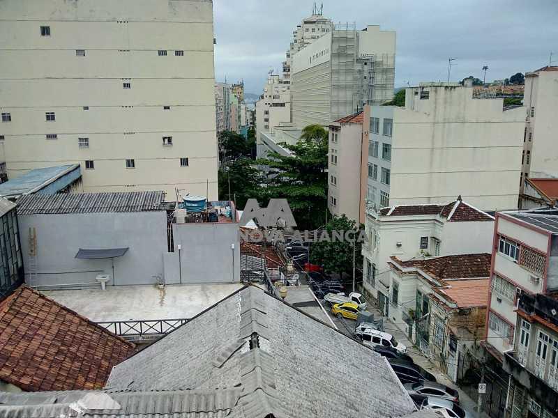 Sala Quarto - Glória 38 - Apartamento à venda Rua Benjamim Constant,Glória, Rio de Janeiro - R$ 465.000 - NCAP10887 - 1