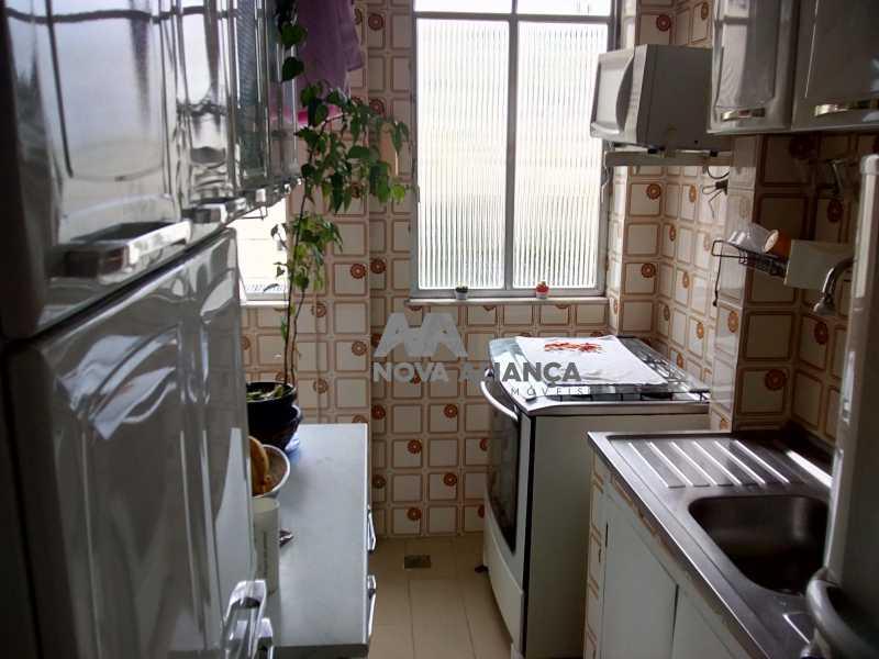 Sala Quarto - Glória 33 - Apartamento à venda Rua Benjamim Constant,Glória, Rio de Janeiro - R$ 465.000 - NCAP10887 - 11