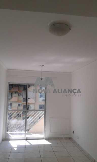 09cf9f57-a11c-4d4e-a856-ee9f43 - Apartamento à venda Estrada de Jacarepaguá,Jacarepaguá, Rio de Janeiro - R$ 228.000 - NBAP22077 - 6