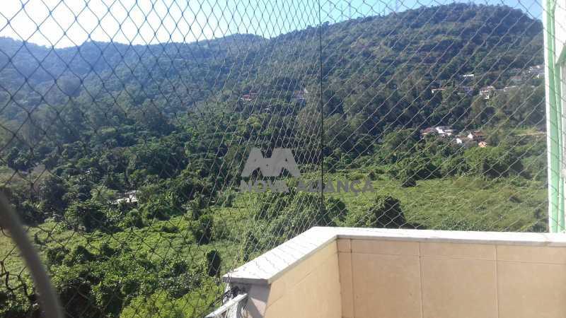 be7fcaf4-e91d-4af8-bd4f-77de3d - Apartamento à venda Estrada de Jacarepaguá,Jacarepaguá, Rio de Janeiro - R$ 228.000 - NBAP22077 - 1