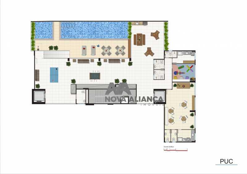 f8de5d5c-f611-4f69-aa6b-ceea39 - Apartamento 2 quartos à venda Riachuelo, Rio de Janeiro - R$ 317.000 - NTAP21553 - 13